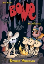 Justine  Smith, Tom  Sniegoski Bone 11 - Sterke verhalen