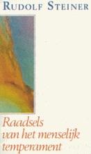 Rudolf Steiner , Raadsels van het menselijk temperament