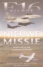 A.M. van Westen H. van Heuvelen, F-16 piloot met een nieuwe missie