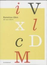 K. van Harn , Romeinse cijfers
