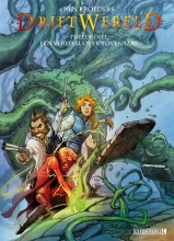 Ken Broeders , Driftwereld 02 Een verhaal over tovenaars