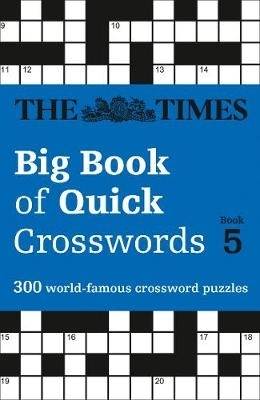 The Times Mind Games,The Times Big Book of Quick Crosswords 5