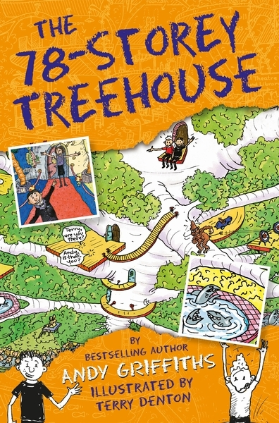 Griffiths, Andy,78-Storey Treehouse