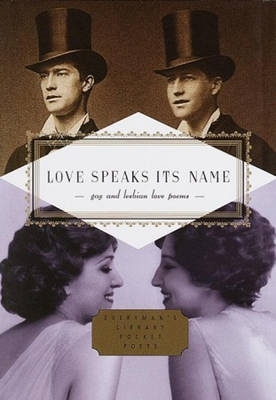 J D McClatchy,Love Speaks Its Name