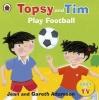 Jean, Adamson, Play Football