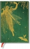 ,<b>Paperblanks notitieboek midi lijn langs olive fairy</b>