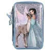 ,<b>Fantasy model 3-vaks etui gevuld -  iceprincess</b>