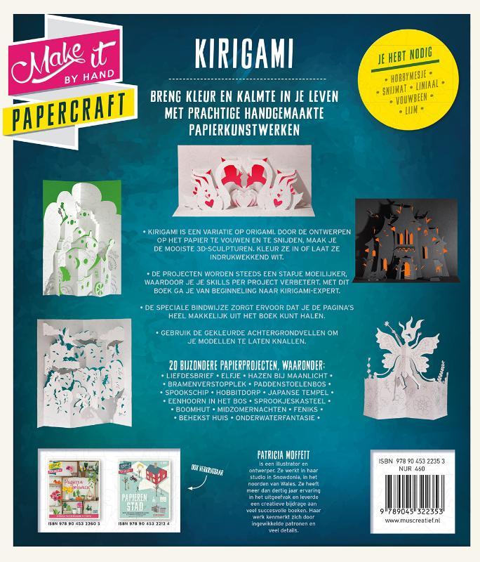 Patricia Moffett,Kirigami