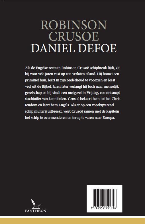 Daniël Defoe,Robinson Crusoe