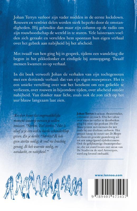 Johan Terryn,Het uur blauw