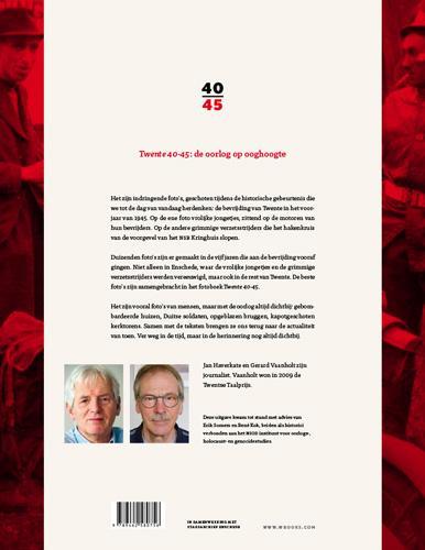 Jan Haverkate, Gerard Vaanholt, Ruud Klumpers,Twente 40-45