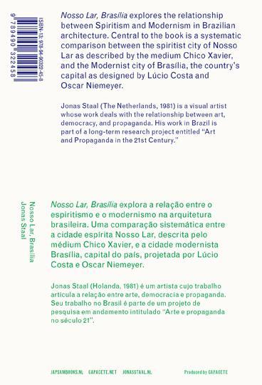 Jonas Staal,Nosso Lar, Brasilia