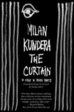 Kundera, Milan The Curtain