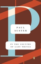 Auster, Paul In the Country of Last Things