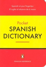Josephine Riquelme-Beneyto The Penguin Pocket Spanish Dictionary