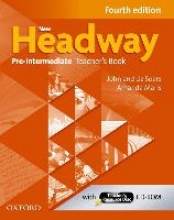 New Headway: Pre-intermediate: Teacher`s Book and Teacher`s Resource Disc
