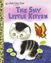 Golden Book Shy Little Kitten