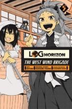 Touno, Mamare Log Horizon The West Wind Brigade 5