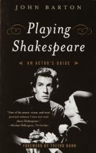 Barton, John Playing Shakespeare