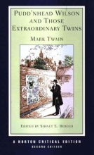 Twain, Mark Pudd`nhead Wilson and Those Extraordinary Twins