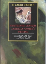 Bauer, Dale M Cambridge Companion to Nineteenth-Century American Women`s W