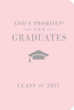 Jack Countryman God`s Promises for Graduates: Class of 2017 - Pink