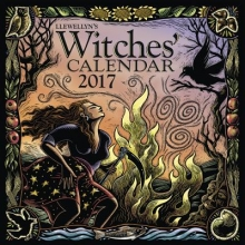 Llewellyn`s Witches` 2017 Calendar