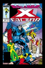 Simonson, Louise X-men: Fall of the Mutants 2