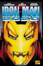 McDonald, Ken Iron Man 2020