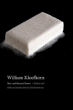 Kloefkorn, William Swallowing the Soap