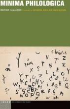 Hamacher, Werner Minima Philologica