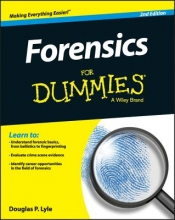 Lyle, Douglas P. Forensics For Dummies