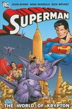 Byrne, John The World of Krypton