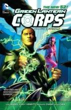 Jensen, Van,   Venditti, Robert Green Lantern Corps 4