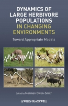 Norman Owen-Smith Dynamics of Large Herbivore Populations in Changing Environments