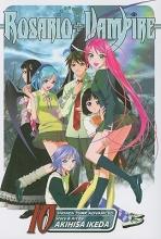 Ikeda, Akihisa Rosario+Vampire, Volume 10
