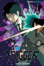 Ashihara, Daisuke World Trigger 2