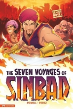Powell, Martin The Seven Voyages of Sinbad