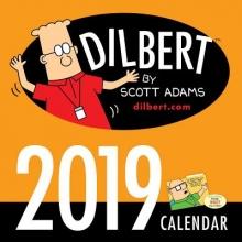 Adams, Scott Dilbert 2019 Calendar