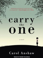 Anshaw, Carol Carry the One
