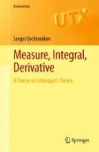 Sergei Ovchinnikov Measure, Integral, Derivative