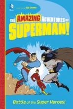 Stewart, Yale Battle of the Super Heroes!