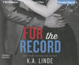 Linde, K. A. For the Record