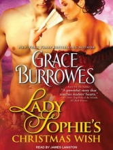Burrowes, Grace Lady Sophieas Christmas Wish