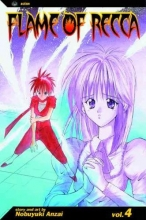Anzai, Nobuyuki Flame of Recca, Volume 4
