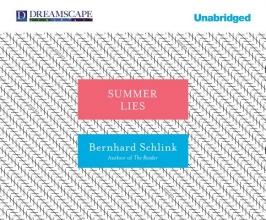 Schlink, Bernhard Summer Lies