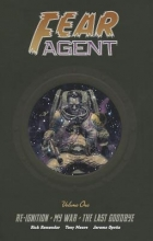 Remender, Rick Fear Agent Library 1
