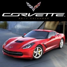 Corvette 2017 Calendar