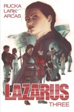 Rucka, Greg Lazarus 3