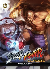 Siu-Chong, Ken Street Fighter Classic Volume 1